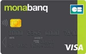 Monabanq Visa Classic