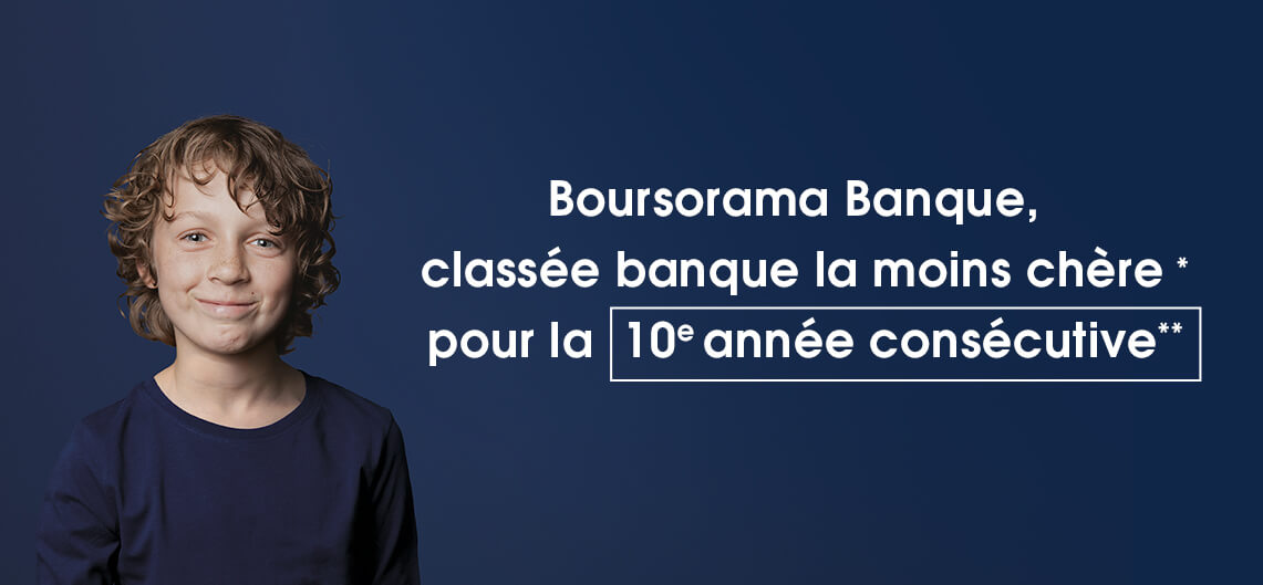 tarif boursorama banque