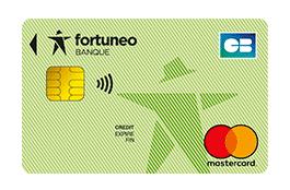 La MasterCard classique de Fortuneo