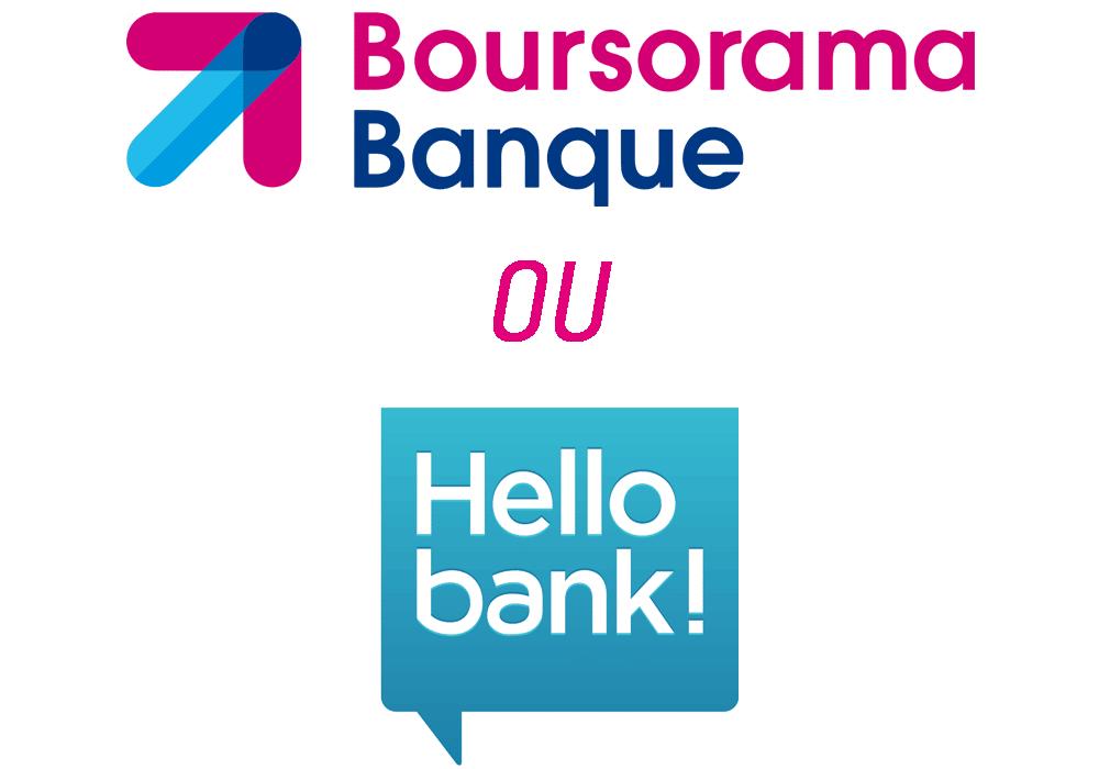 Hello Bank ou Boursorama : Quelle banque choisir ?