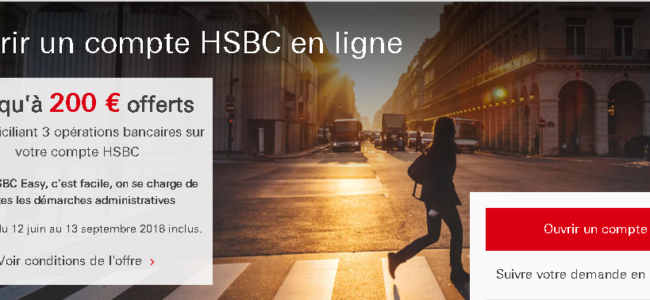 Compte joint HSBC