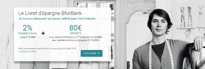 Livret BforBank : Pourquoi placer son argent chez BforBank ?