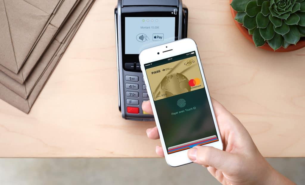 Les démarches pour payer avec son iPhone