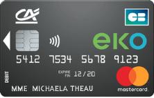carte bancaire Eko