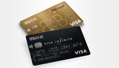 carte Visa Premier BforBank