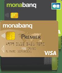 cartes bancaires de Monabanq.