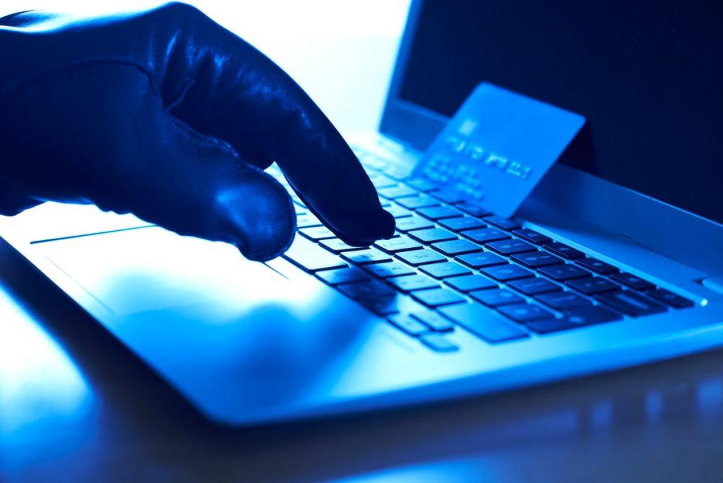 utilisation frauduleuse d'une carte bancaire sur internet