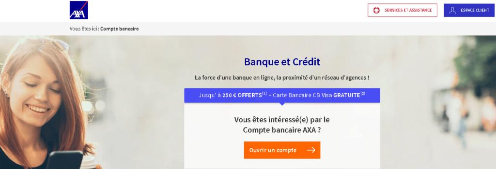 Le compte Oligo d'Axa Banque