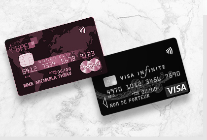 World Elite MasterCard vs Visa Infinite