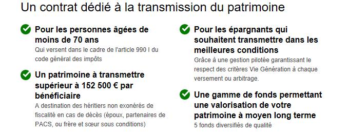 Assurance-vie HSBC