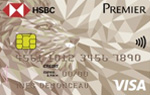 La carte Visa premier de HSBC