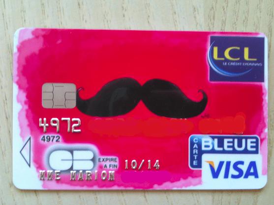 Carte Bleue Personnalisee.Carte Bancaire Personnalisee Ou La Trouver