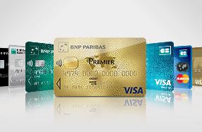 Cartes premium BNP Paribas