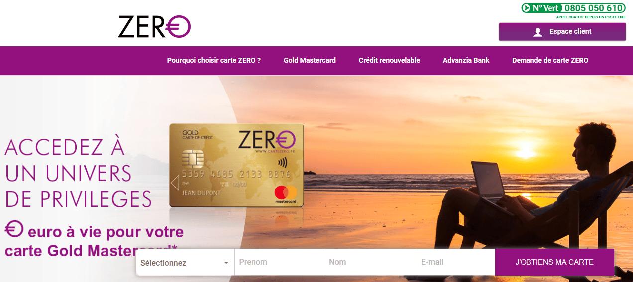 Carte Bancaire Gratuite Zero.Avis Carte Zero Que Penser De Cette Offre