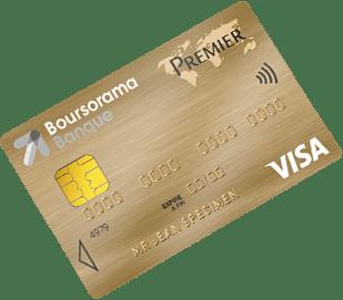 avantage visa premier boursorama