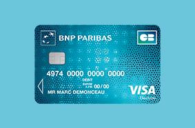 Visa Electron BNP