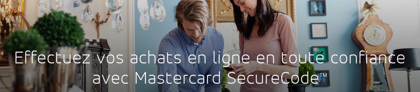 Programme MasterCard Secure Code