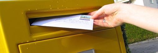 ou deposer cheque fortuneo ? à la poste