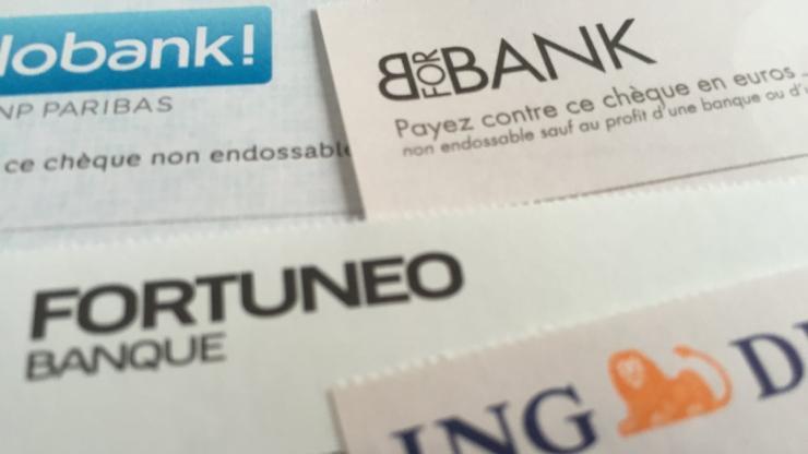 depot cheque bforbank et banques en ligne