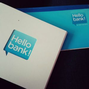 commander un chequier hello bank