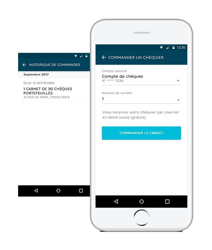l'application hello bank