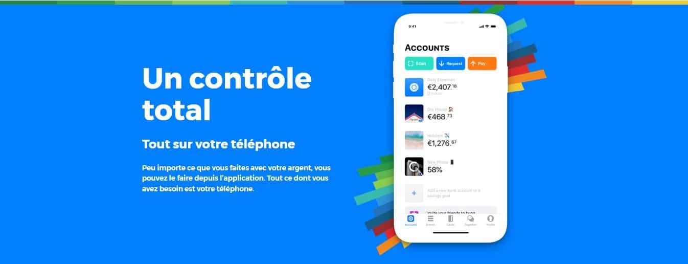 application mobile bunq avis