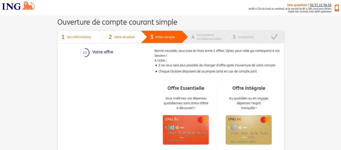 Calendrier Debit Differe La Banque Postale 2020.Ing Banque A Lire Avant D Y Ouvrir Un Compte