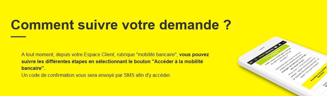 service de mobilité bancaire de Monabanq