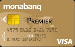 Monabanq Visa Premier