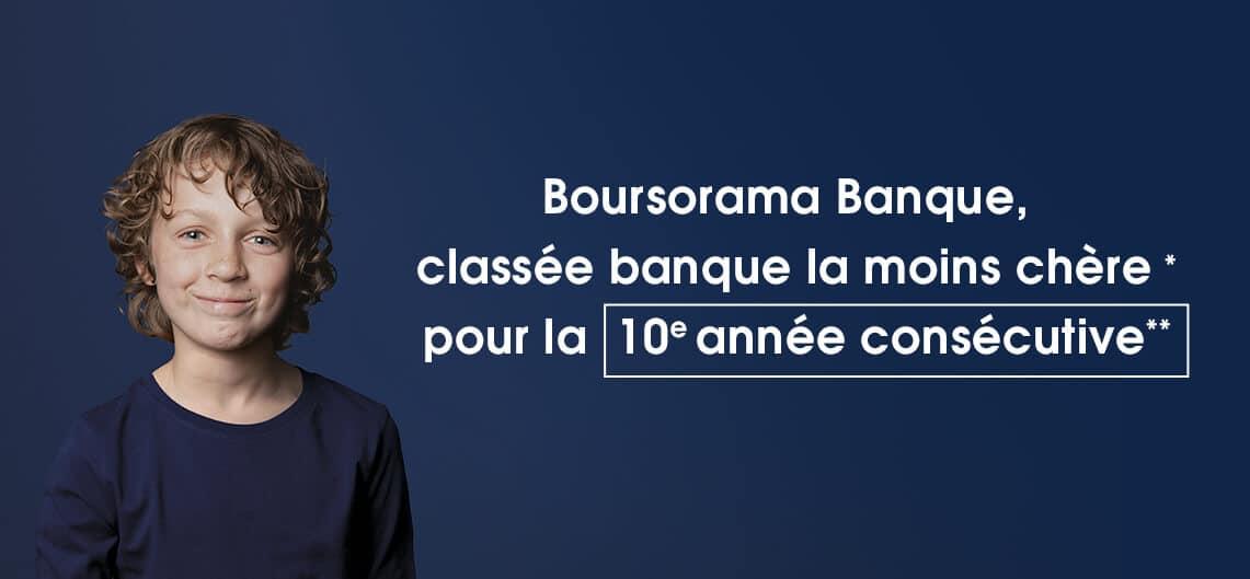 banque pour etudiant boursorama welcome
