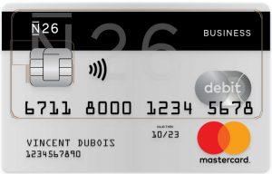 Avis carte bancaire Mastercard