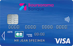 carte de paiement classiques