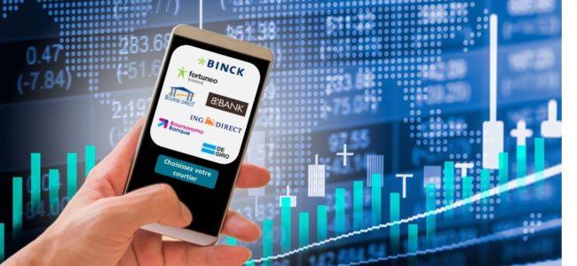 Comparaison des principales offres de bourse en ligne
