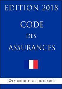 Le code des assurances 2018