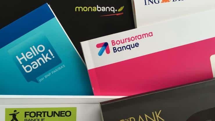 Qui détient les banques en ligne ?