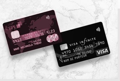World Elite MasterCard vs Visa Infinite