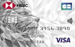 La carte Visa Classic de HSBC