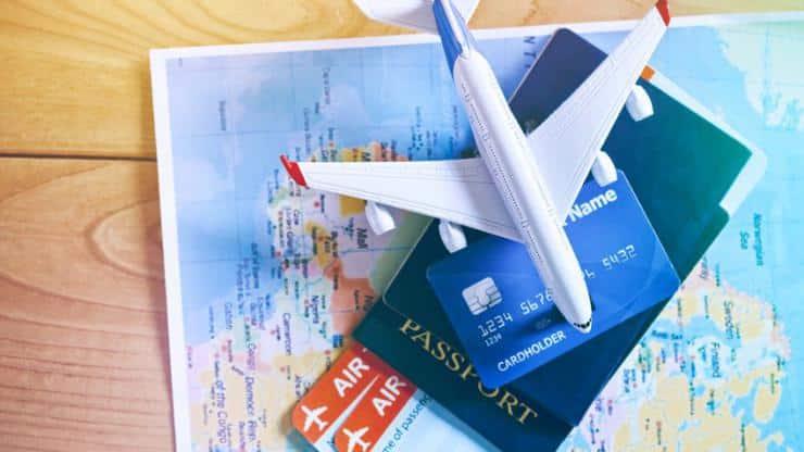 Services des cartes bleues internationales