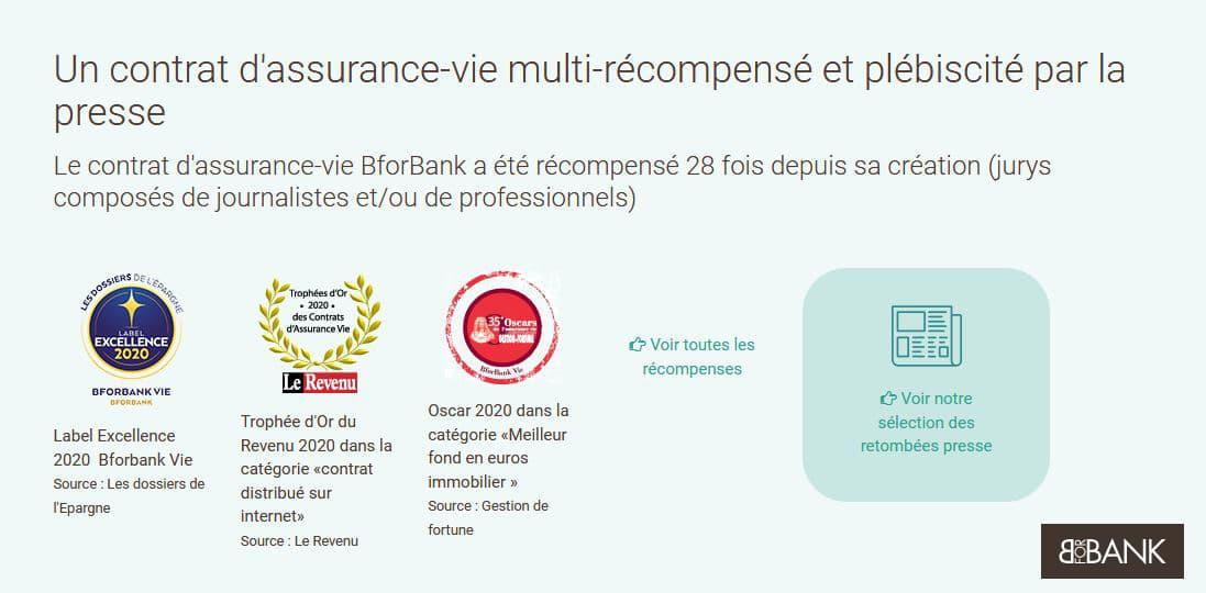 BforBank ou Boursorama produit bancaires