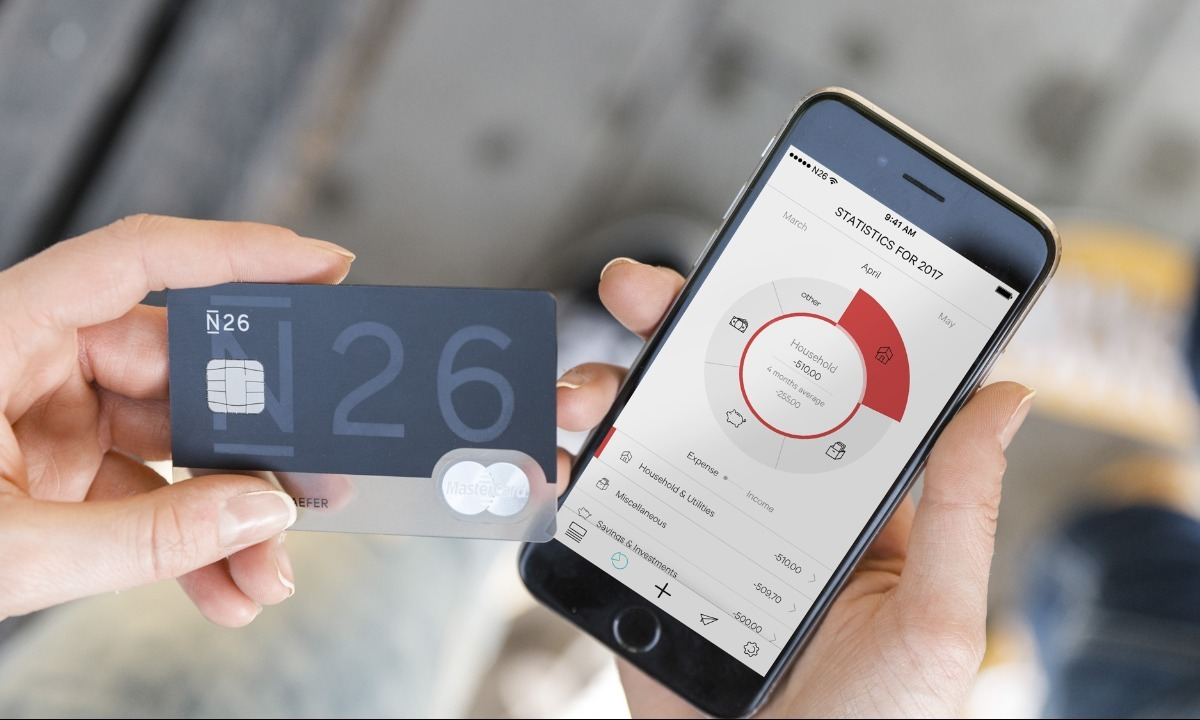 Goolge PAY N26 Android