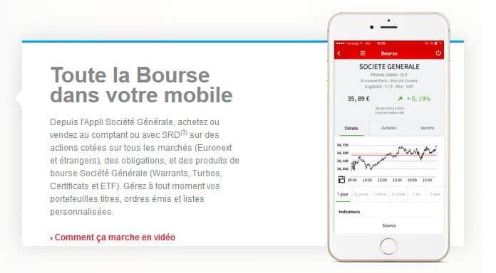 SG Bourse