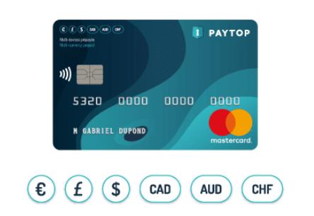 carte paytop transfert d argent avis