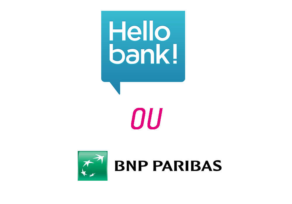 Comparatif Hello Bank BNP Paribas