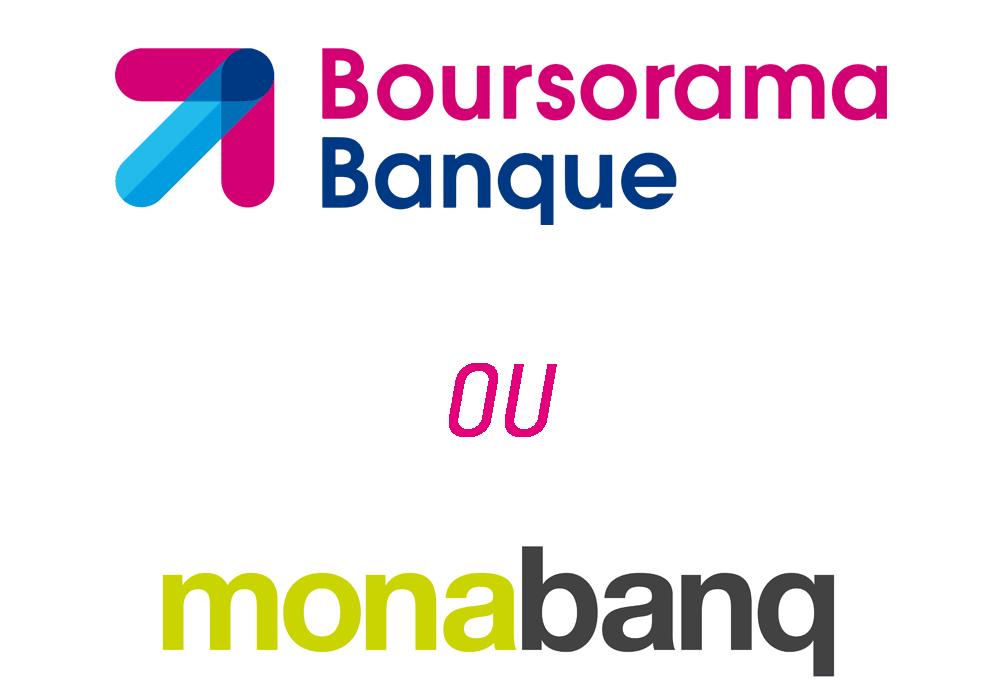 comparatif monabanq boursorama