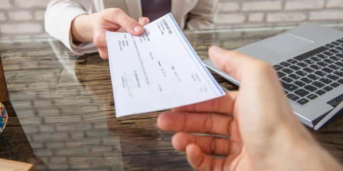 cheque de banque hello bank