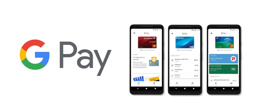 Solution de paiement mobile Google Pay