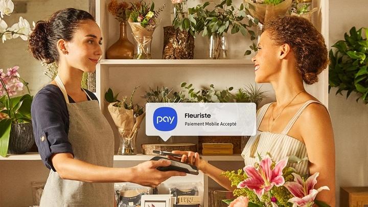 Samsung Pay sécurité Boursorama