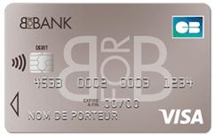 carte Visa Classique BforBank