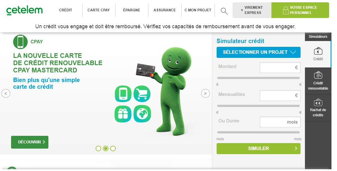 carte credit conso
