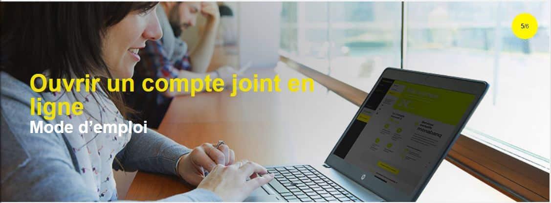 compte joint monabanq